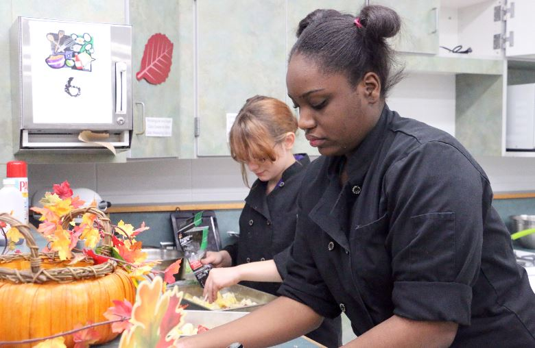 Culinary Arts Pathway serves up a learning buffet